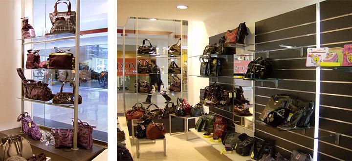 Arredamenti componibili per negozi effe arredamenti for Pannelli arredo negozi