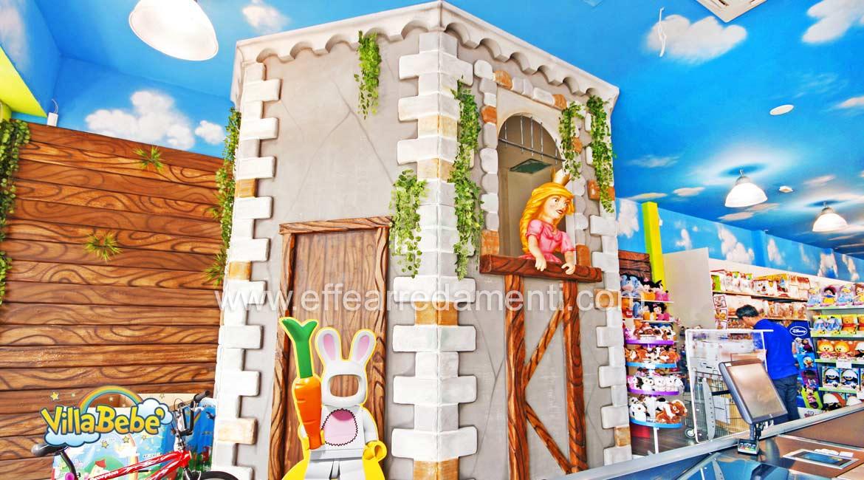 Arredamento negozio abbigliamento calzature giocattoli for Arredamenti potenza