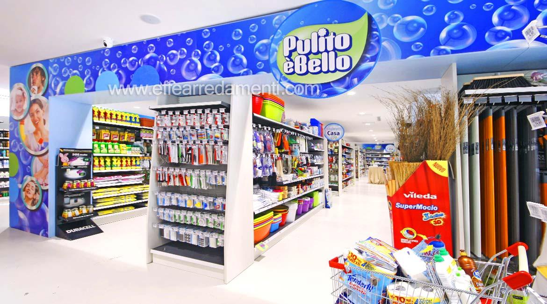 arredamento per negozi e allestimenti negozi effe