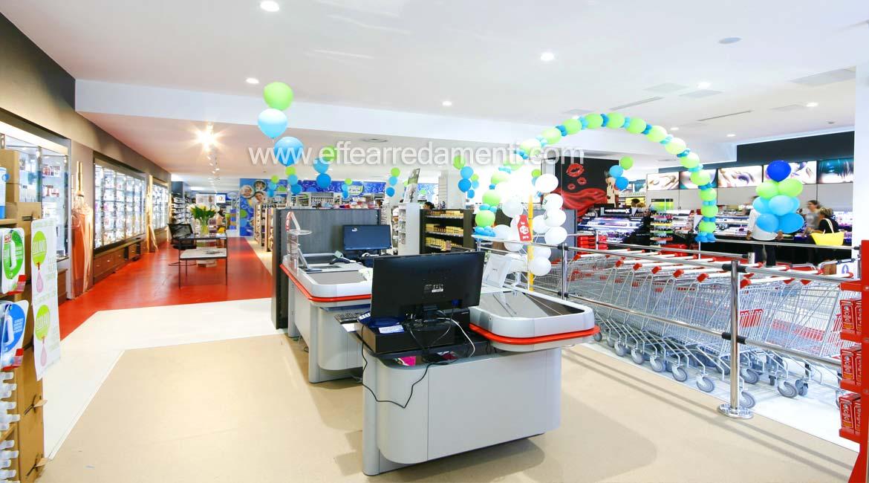 Arredamento negozio a verona prodotti pulizia igiene for Negozi arredamento verona