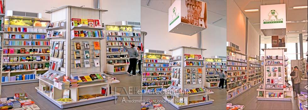 Arredamento negozio libri firenze for Arredamento firenze