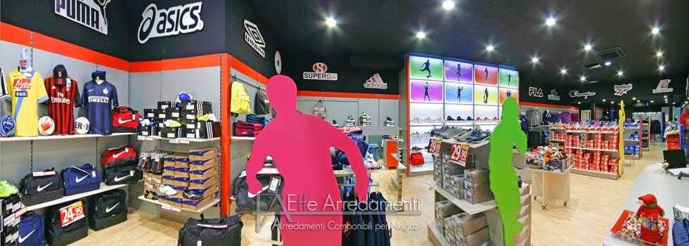 Arredamento per negozi allestimenti per negozi effe for News arredamento