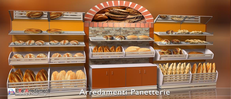 Arredamento altre categorie merceologiche effe arredamenti for Arredamenti per panetterie
