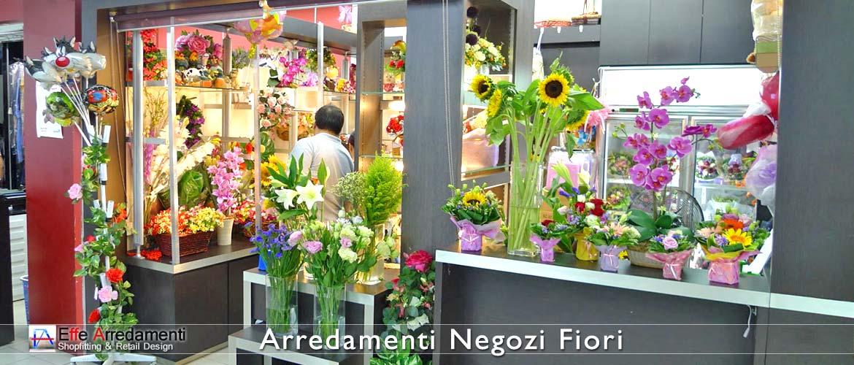 Attrezzatura per negozio di fiori