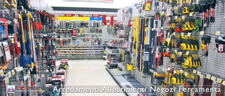 Arredamento altre categorie merceologiche effe arredamenti for Arredamento ferramenta