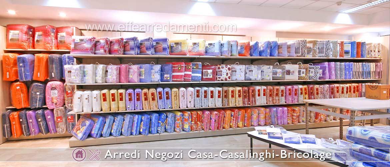 Arredamento Casalinghi e Brico - Effe Arredamenti