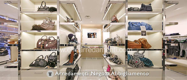 Arredamento Negozi Abbigliamento Effe Arredamenti  Share The ...