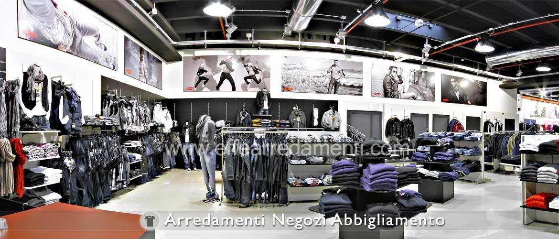 Arredamento negozi abbigliamento effe arredamenti for Arredi per negozi abbigliamento