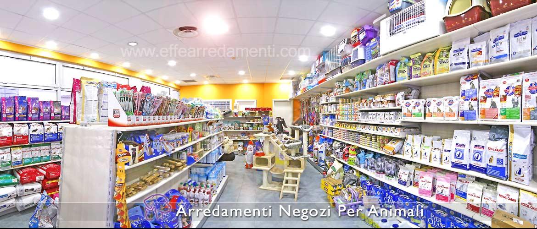 arredamento negozi prodotti animali effe arredamenti