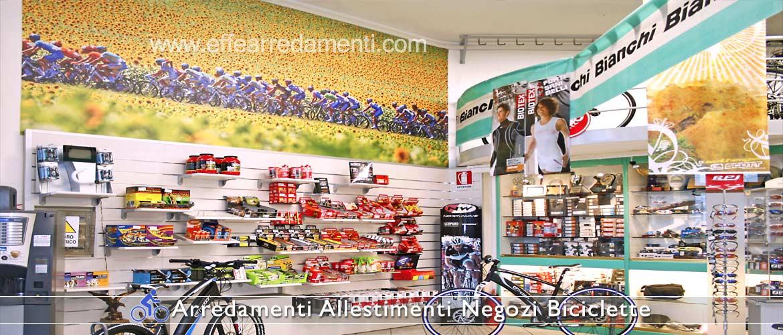 Arredamenti e allestimenti per negozi di Biciclette da Corsa e ...