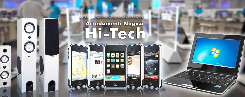 Arredamento Negozi Elettronica Computer Smartphone Effe