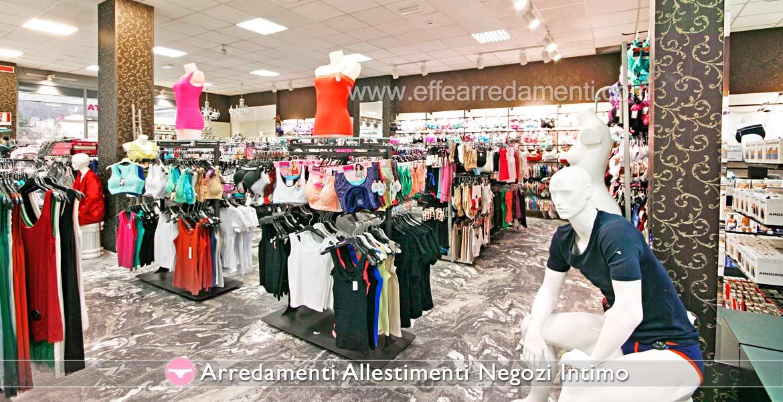 Arredamento negozi intimo effe arredamenti for Arredamenti per negozi di gastronomia