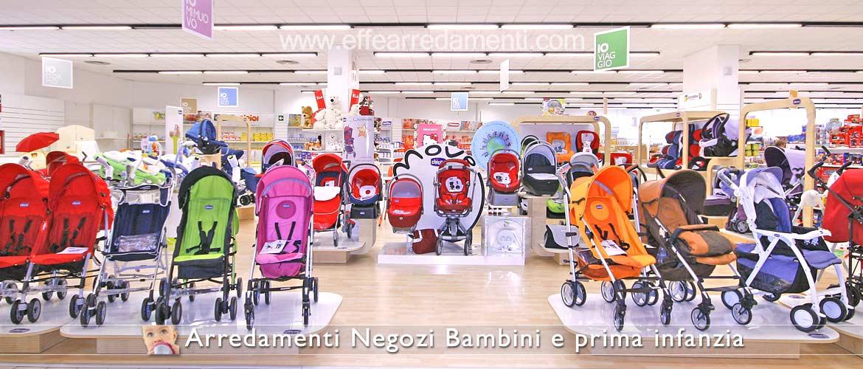 Arredamento negozi per bambini effe arredamenti for Arredamenti per sempre