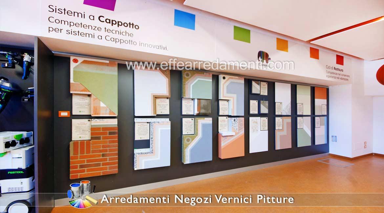Arredamento negozi vernici pitture colorifici effe - Sistemi per riscaldare casa ...
