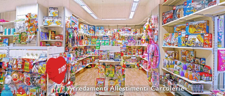 Arredamento cartolerie e cartolibrerie effe arredamenti for Effe arredamenti