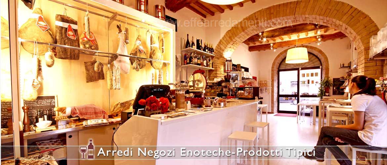Arredamento enoteche e negozi di vini effe arredamenti for Arredamento vendita