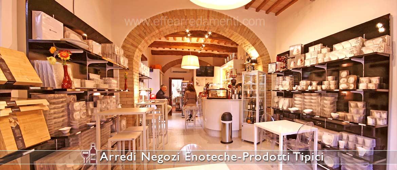 Arredamento enoteche e negozi di vini effe arredamenti for Arredamento ristorante rustico