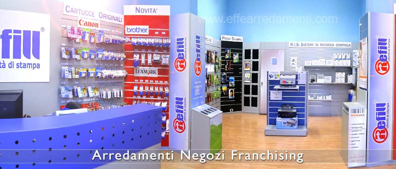 Arredamento franchising e retail effe arredamenti for Arredamento franchising