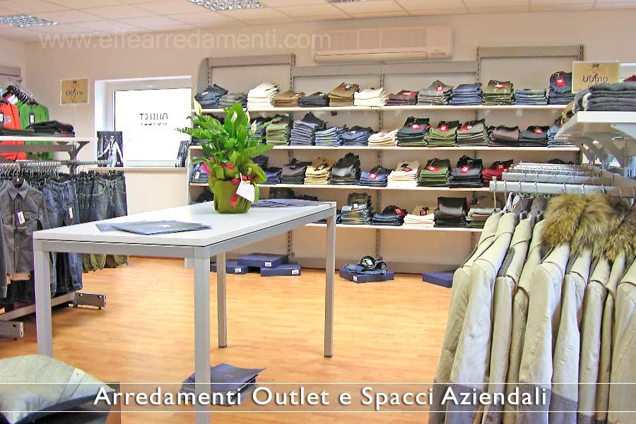 Arredamento outlet e spacci aziendali effe arredamenti for Arredi outlet
