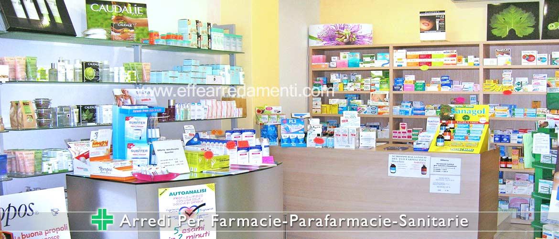 Arredamento farmacie parafarmacie sanitarie ortopedie for Kohl arredamenti farmacie