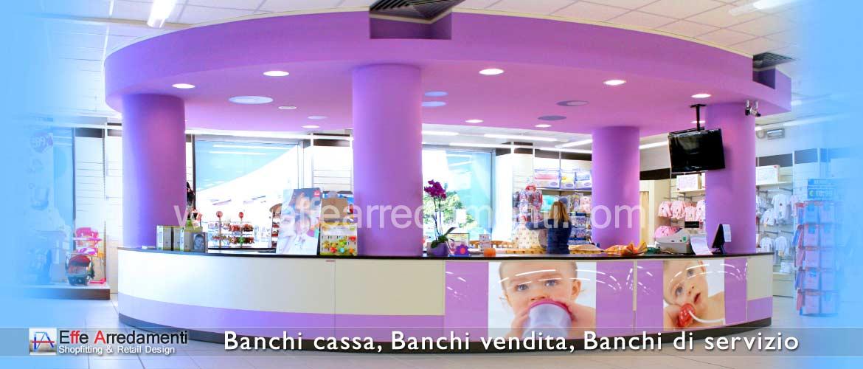 Banconi negozi effe arredamenti for Effe arredamenti