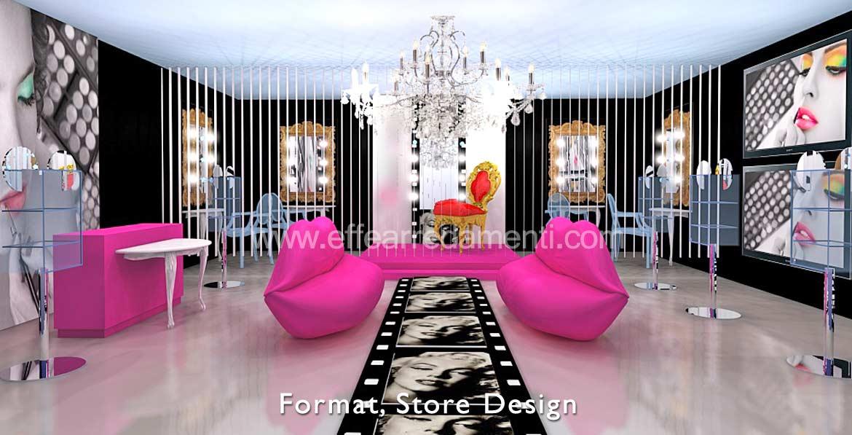 Arredamenti e allestimenti franchising e concept store for Arredo profumeria