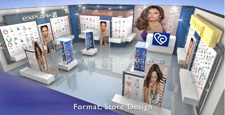 Arredamenti e allestimenti franchising e concept store for Arredamento franchising