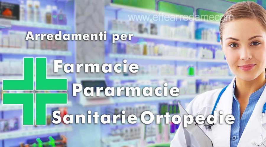 Arredamenti per negozi e allestimento spazi commerciali for Arredamenti farmacie
