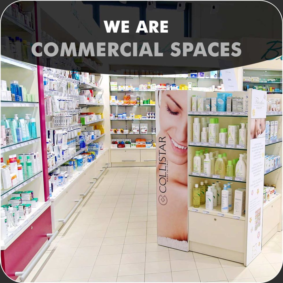 Furnishings Commercial Spaces
