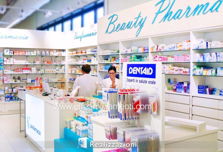 Soluzioni arredo - Farmacie, Parafarmacie, Sanitarie, Ortopedie