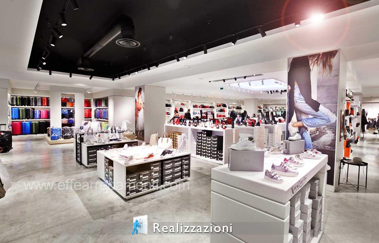 Soluzione idea arredamenti negozi Calzature, Scarpe, Pelletteria