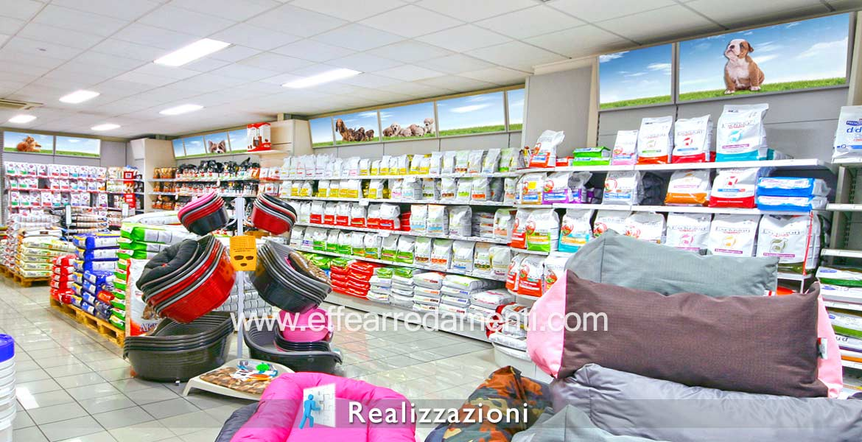 Création de magasins de meubles - Pet Products, Pet Shop