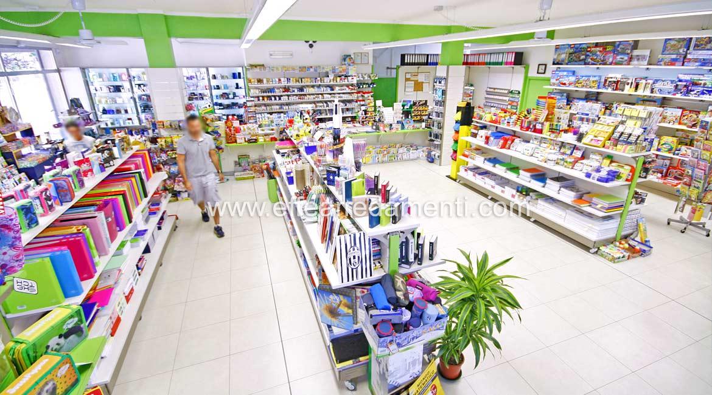 Arredamento negozio a reggio emilia cartoleria for Arredamento usato reggio emilia