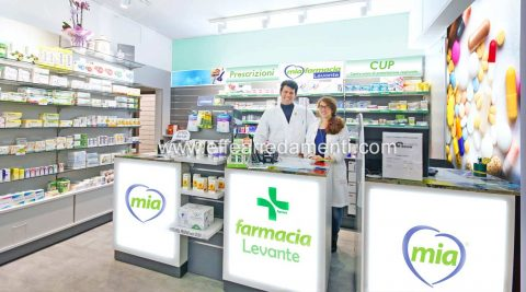 Arredamenti per negozi e allestimento spazi commerciali for Arredamento negozi bologna