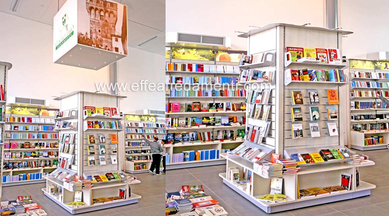 Arredamento negozio a Scandicci-Firenze: Libreria