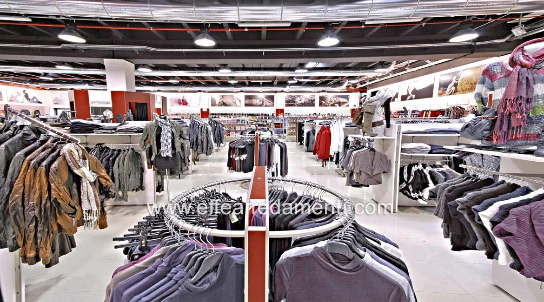 Arredamenti Super Store Negozio Abbigliamento Uomo Donna Bambino Roma