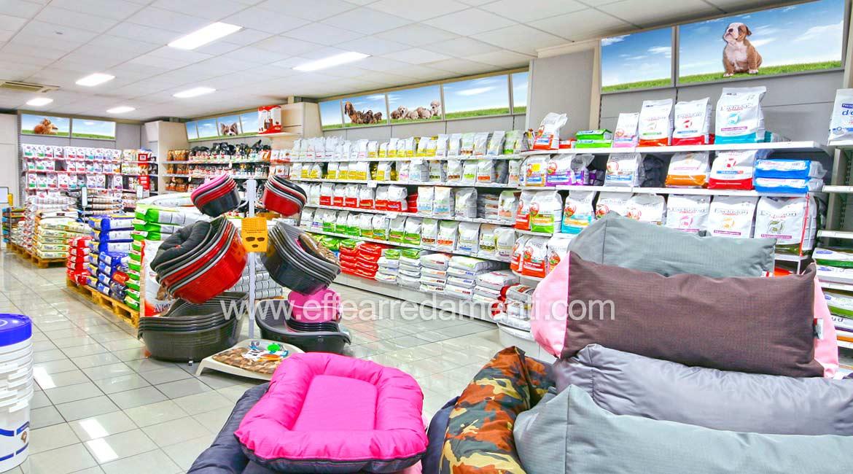 Мебель для магазинов в Перудже: Товары для животных