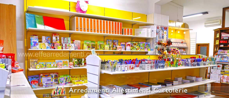 Arredamenti per cartolerie e cartolibrerie effe arredamenti for Arredamento edicola