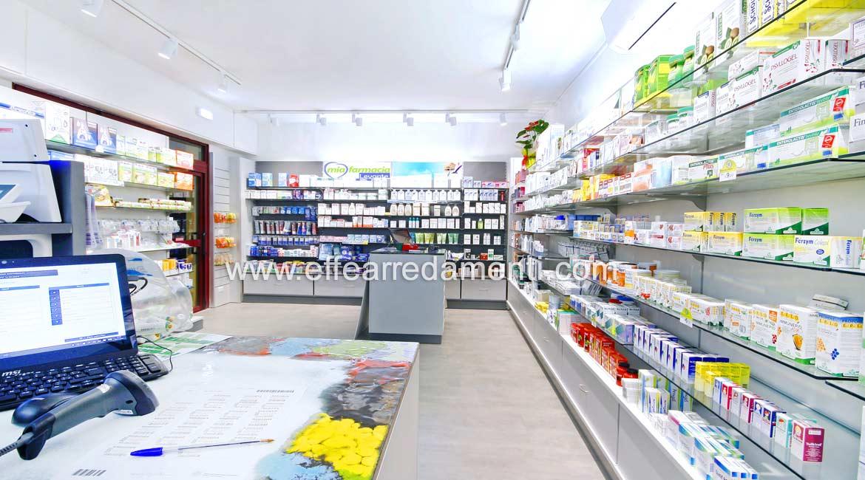 Arredi Modulari per Farmacie