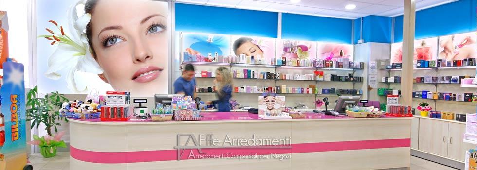Arredamento negozio a Perugia: franchising prodotti per la casa