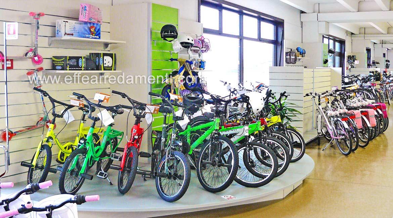 圆形自行车展示平台