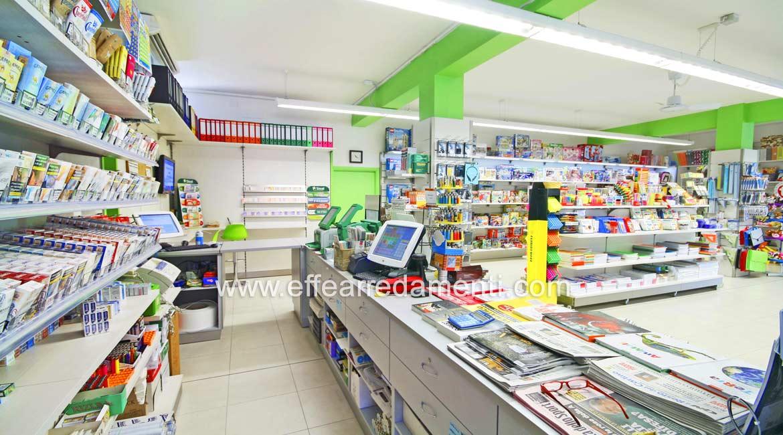 Retro Banco Per Tabacchie e Cartoleria - Reggio Emilia