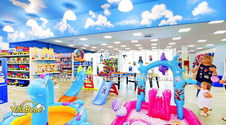 家具大型玩具店 - 电源