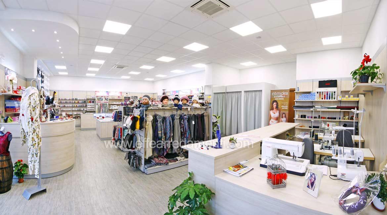 Shop furnishing in Tuoro: Haberdashery