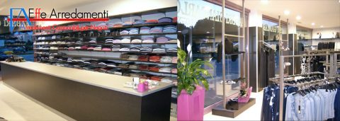 Arredamenti per negozi e allestimento spazi commerciali for Arredamento empoli