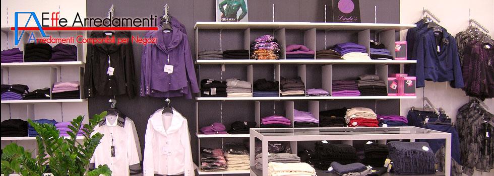 Arredamento negozio a Empoli: Abbigliamento