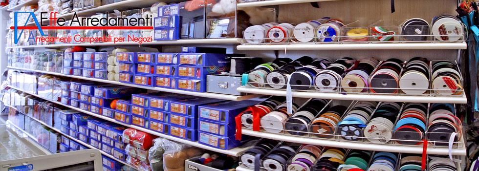 Arredamenti per negozi a marsciano mercerie effe for Negozi arredamento perugia