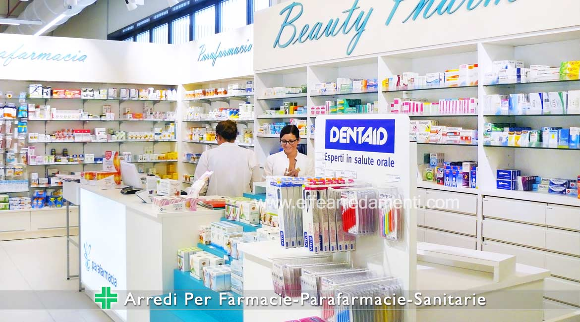 Furnishings Installations Pharmacies Parapharmacies Shopping Centers