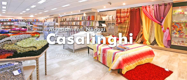 Arredamenti per negozi di prodotti per la casa casalinghi for Brico prodotti