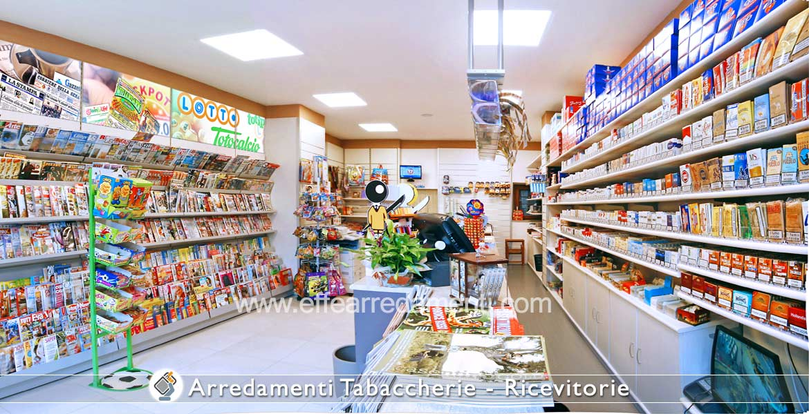 Ameublement Installations Tabacs Newsagents